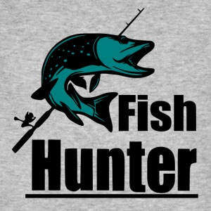 Fish Hunter - Fishing - Männer Bio-T-Shirt