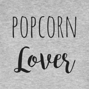 Popcorn lover - Men's Organic T-shirt