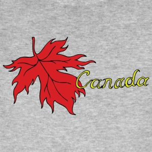 Canada Maple Leaf - Men's Organic T-shirt