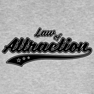 Law of Attraction - Mannen Bio-T-shirt