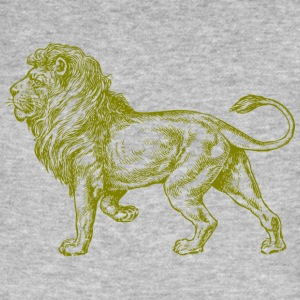 Golden Lion - Männer Bio-T-Shirt