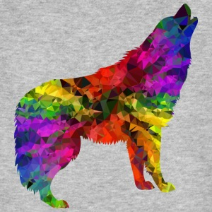 Crystal Wolf - Men's Organic T-shirt