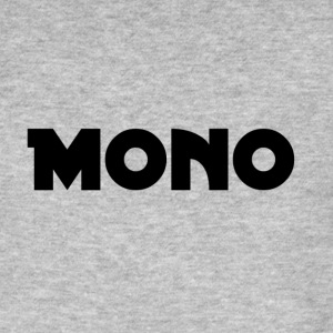 Mono in black - Men's Organic T-shirt