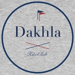 DAKHLA 175x175 white blue - Men's Organic T-shirt