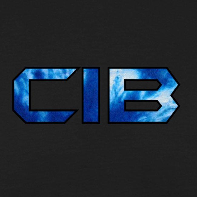 CuzImBacon blå farget logo