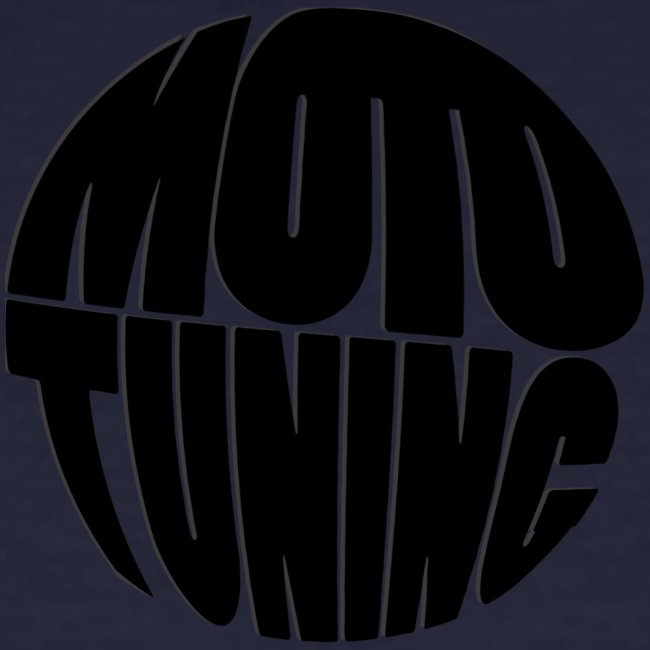 MotoTuning Black