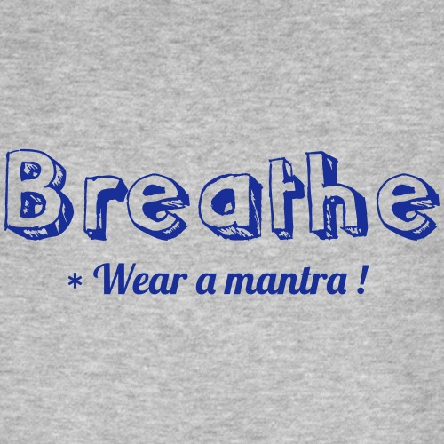 BREATHE - T-shirt ecologica da uomo