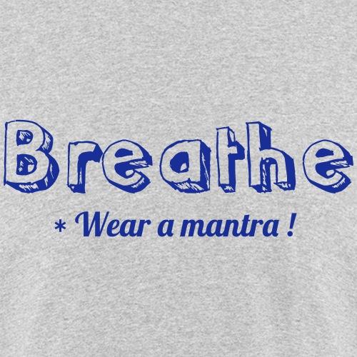 BREATHE - T-shirt ecologica da uomo