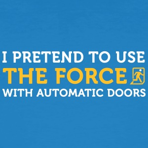 1139 i open automatic doors with the force od - Men's Organic T-shirt