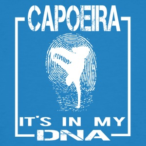 CAPOEIRA it's in my DNA - Men's Organic T-shirt