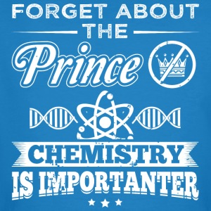 Biology FORGET PRINCE - Men's Organic T-shirt
