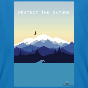 Protect Nature - T-shirt bio Homme