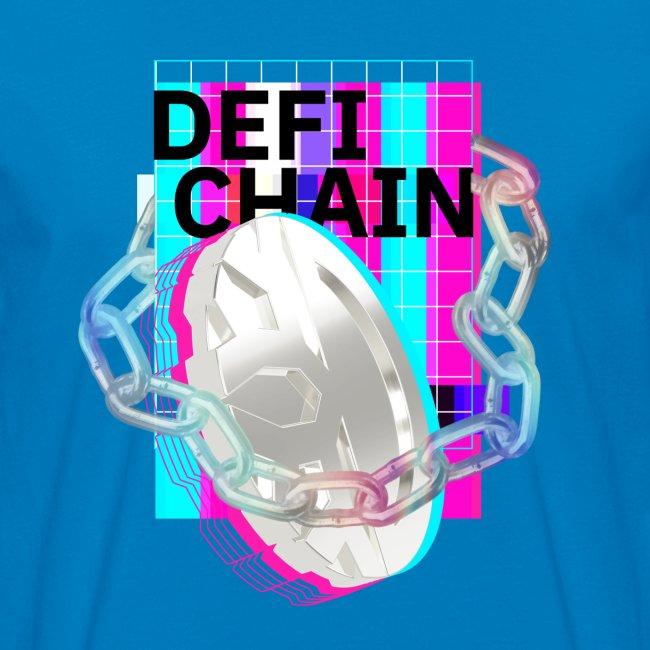 DeFiChain Bold Chain Links