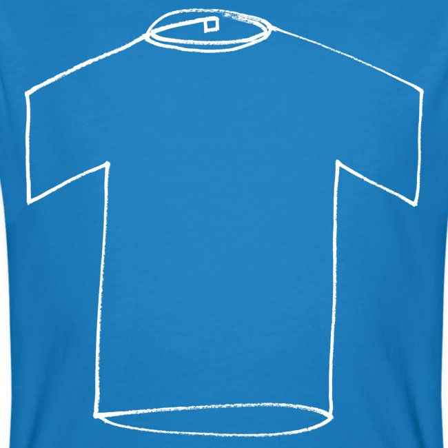 T-Shirt transparent White