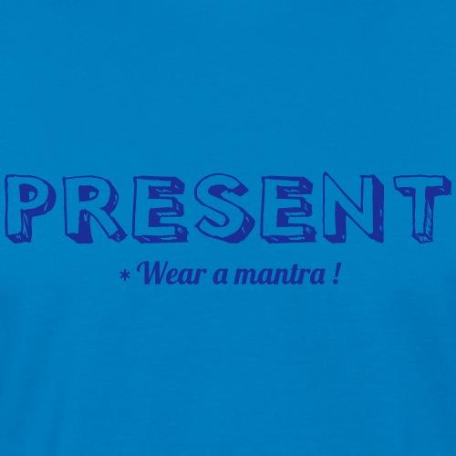 PRESENT - T-shirt ecologica da uomo
