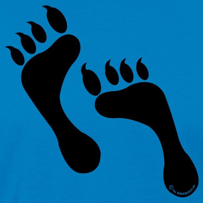 Tierischer Fuß für Dein bäriges Leben