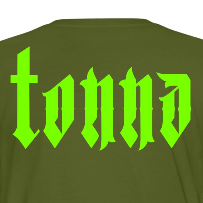 )).tonna.(( Classic Typography Logo