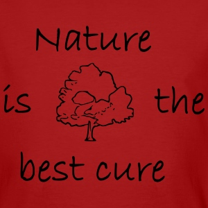 nature - T-shirt bio Homme