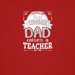 teacher - Men's Organic T-shirt