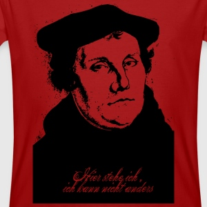 martin luther - Männer Bio-T-Shirt