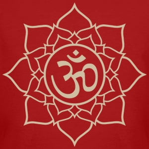 Lotus Om - Men's Organic T-shirt