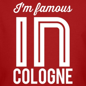 Im famous in cologne white - Men's Organic T-shirt