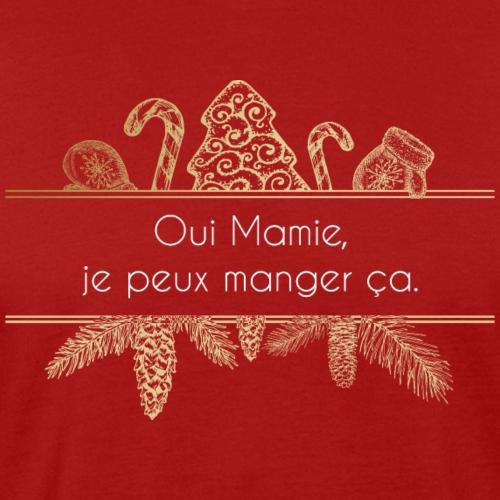 Noël Spécial Mamie - T-shirt bio Homme