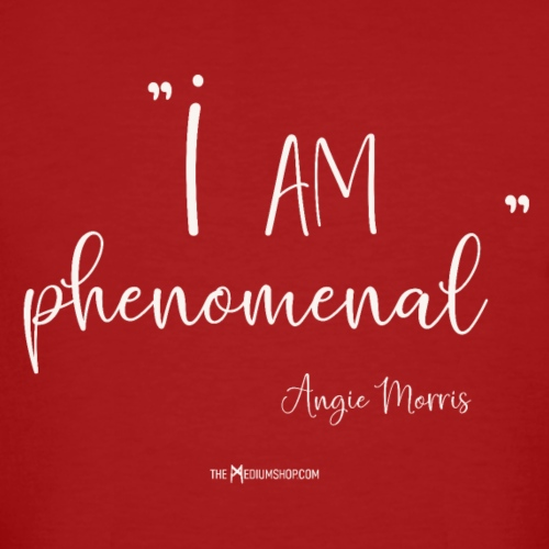 I am Phenomenal - Men's Organic T-Shirt