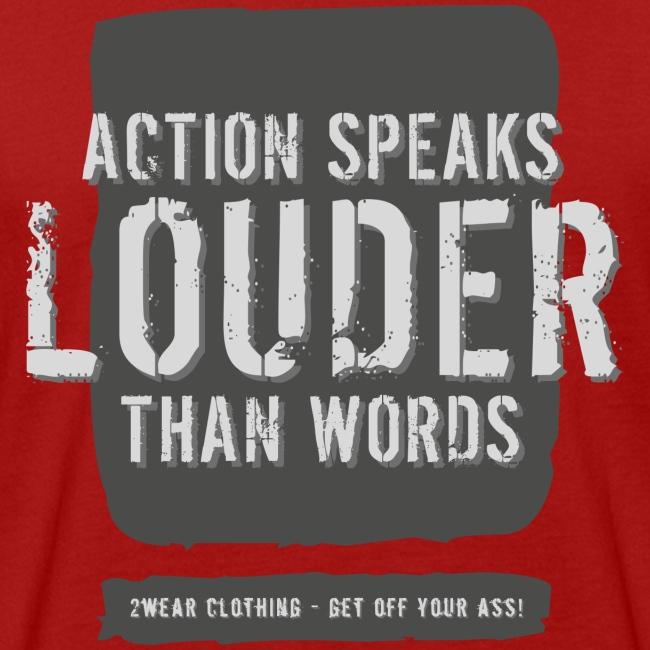 Action Speaks - 2wear Classics
