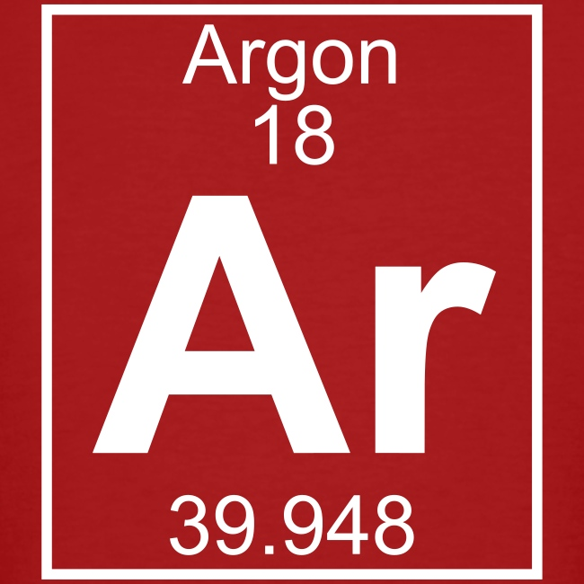 Argon (Ar) (element 18)