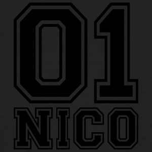 Nico - Name - Men's Organic T-shirt