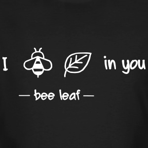 """Beeleaf"" - Men's Organic T-shirt"