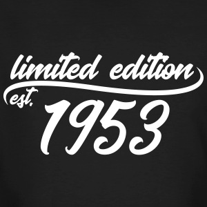 Limited Edition est 1953 - Økologisk T-skjorte for menn