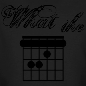What the F-Chord - Men's Organic T-shirt