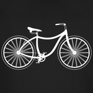 Bike Bicycle - Men's Organic T-shirt