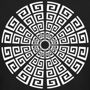 23 spiral cycle - Männer Bio-T-Shirt