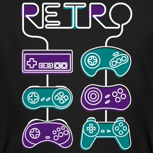 retro Gaming - Ekologisk T-shirt herr