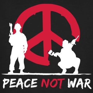 Peace was not - Men's Organic T-shirt