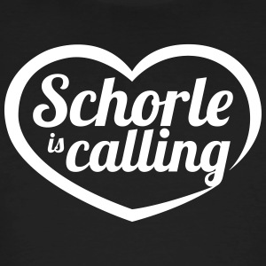 Schorle is calling - Men's Organic T-shirt
