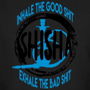 INHALE THE GOOD SHIT - EXHALE THE BAD SHIT! - Männer Bio-T-Shirt