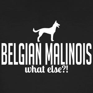 Malinois whatelse - T-shirt bio Homme