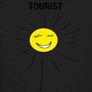 tourist - Men's Organic T-shirt