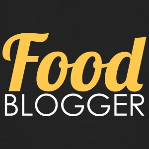 Food Blogger - Ekologisk T-shirt herr