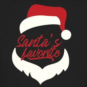 Jul: Santa favorit - Ekologisk T-shirt herr