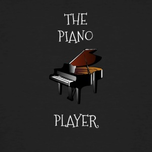 The piano player - Men's Organic T-shirt