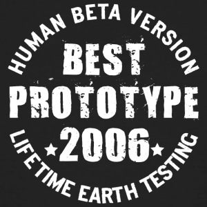 2006 - The birth year of legendary prototypes - Men's Organic T-shirt