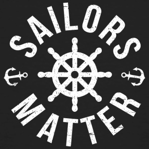 Sailors Matter - Mannen Bio-T-shirt
