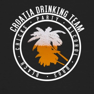 Shirt for Party vacation - Croatia - Men's Organic T-shirt