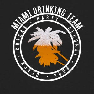 Shirt for Party vacation - Miami - Men's Organic T-shirt