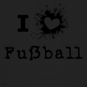 iLove Football - Men's Organic T-shirt
